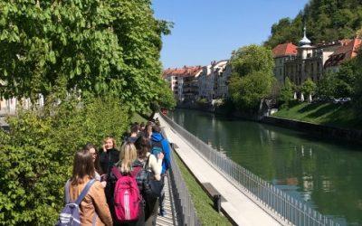 Umetnostnozgodovinski sprehod po Ljubljani s T2A – 21. april 2017