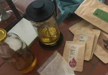 Delavnica reciklaže olja v O4B
