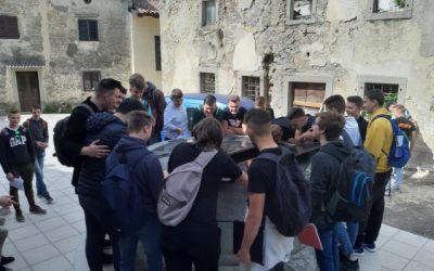 Ekskurzija v Vipavski Križ in opekarno v Renčah – 25. 4. 2019