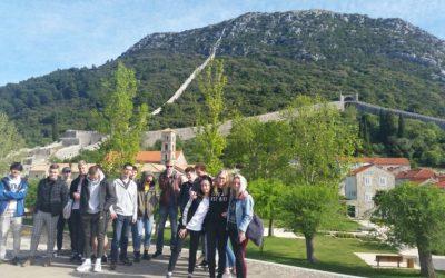 Od Dubrovnika do Sarajeva – 27. – 30. 4. 2019
