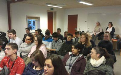 Erasmus+: Na poti k trajnostni skupnosti v proizvodnji hrane – 13. 1.-19. 1. 2019 na Danskem