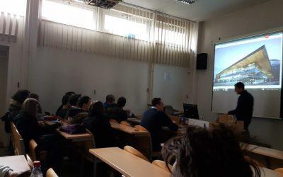 Predavanje o leseni gradnji – 13. 4. 2019