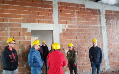 Gradnja novih šolskih delavnic