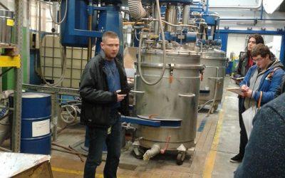 Okoljevarstveni tehniki v Belinki