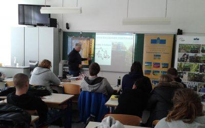 Predavanje o ekosistemskih vedah